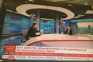 Borys Budka cały dzień pod ostrzałem TVP Info. Krucjata ruszyła przez tego jednego tweeta