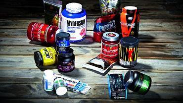 Suplementy diety: deser sportowca