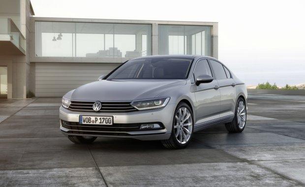Nowy Volkswagen Passat | Ods�ona �sma
