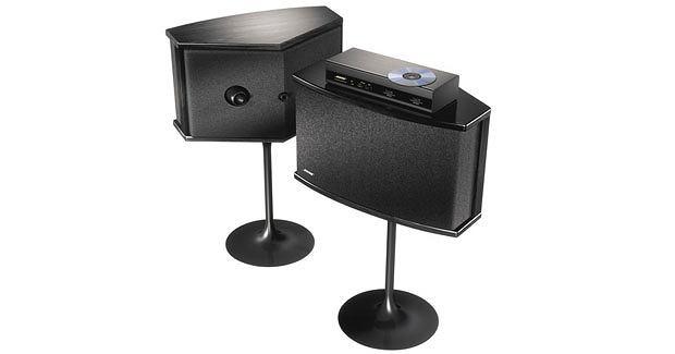 Logo z klasą: Bose, co za dźwięk!, audio, logo z klasą, 901 Direct/Reflecting speaker system