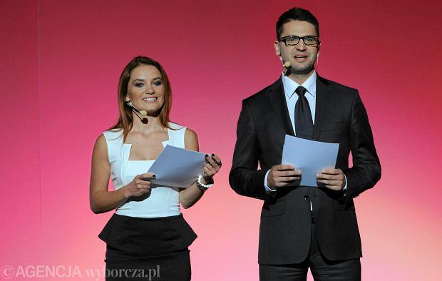 Ilona Klejnowska i Mariusz Antoni Kami�ski, wrzesie� 2012