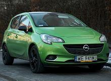 Opel Corsa 1.0 Turbo | Test spalania