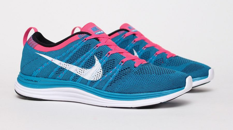 Nike Flyknit Lunar 1  Wmns - pomysł na prezent dla biegaczki