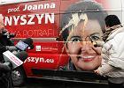 Joanna Senyszyn kandydatk� na prezydenta RP?