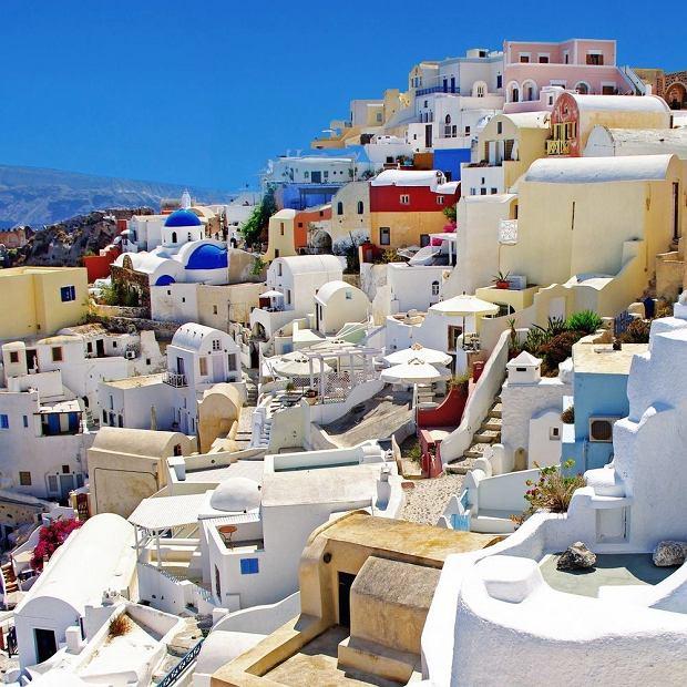 Oia, Grecja/Fot. Shutterstock