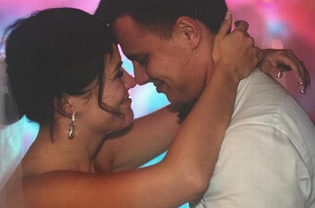 Kasia Cichopek świętuje 9. rocznicę ślubu. W pięknych słowach dziękuje mężowi i wrzuca zdjęcia ze ślubu