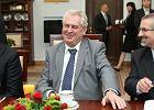 Milosz Zeman chce referendum w sprawie dalszego członkostwa Czech w UE i NATO