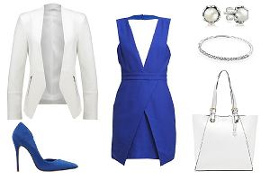 Sukienki w intensywnych kolorach - propozycje stylizacji