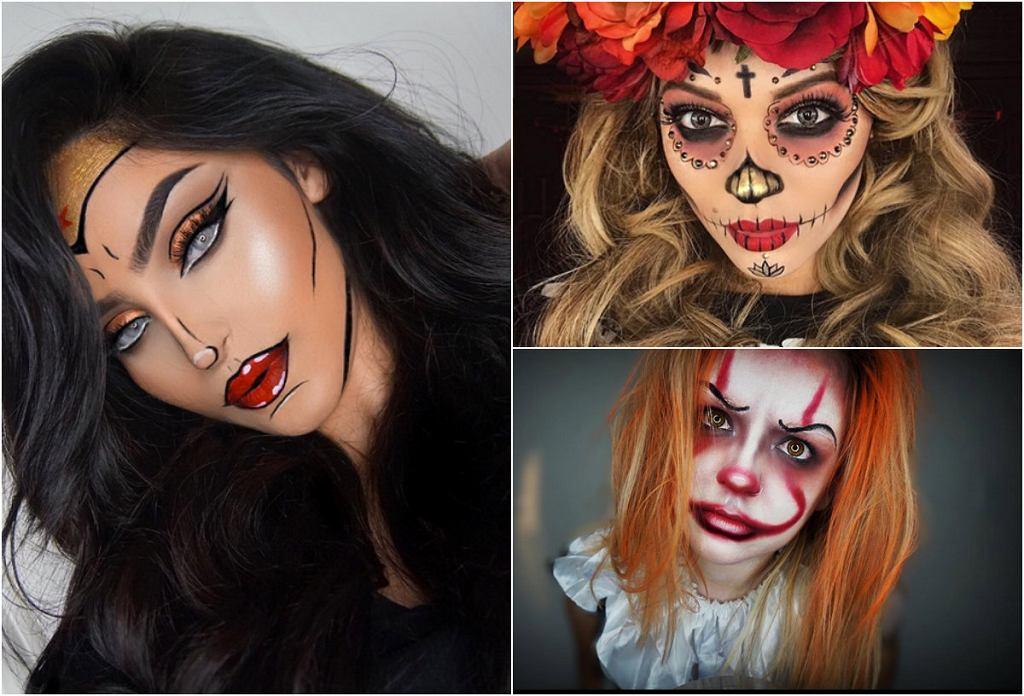 Makijaż Na Halloween 2017 Proste Pomysły Na Przebrania Które