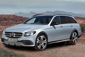 Mercedes Klasy E All Terrain | A6 Allroad na celowniku