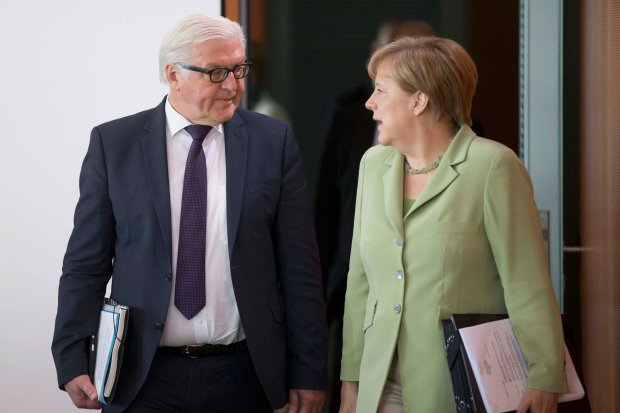 Niemcy: Gabriel i Steinmeier wzywaj� UE do solidarno�ci ws. uchod�c�w