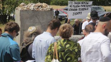 Obchody 77. rocznicy mordu w Jedwabnem