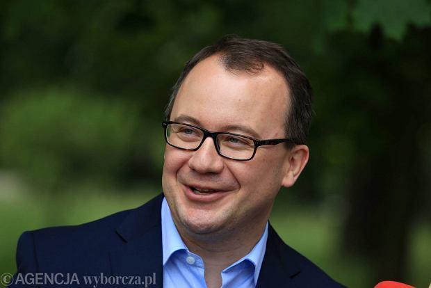 Senat zatwierdził wybór Adama Bodnara na nowego rzecznika praw obywatelskich