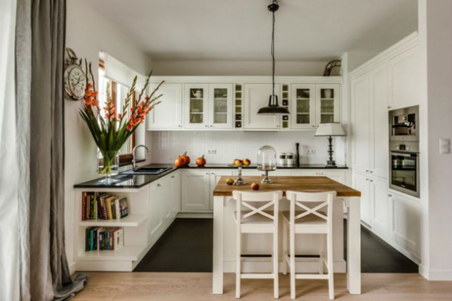 Najpiękniejsze dodatki do małej kuchni # Inspiracje Kuchni Malej