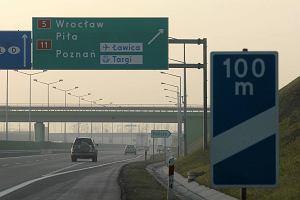 A2. Autostrada Wielkopolska szuka firmy, która dobuduje trzeci pas