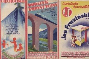 Parawan�w wtedy nie by�o... Dodatek turystyczny do rozk�adu jazdy poci�g�w z 1931 roku zachwyca, wzrusza i troch� smuci [ZDJ�CIA]