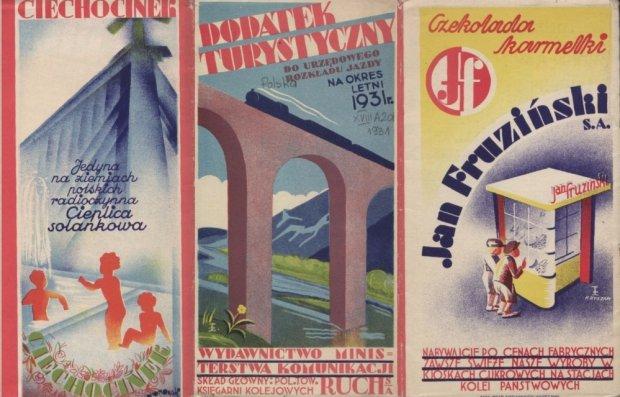 Parawanów wtedy nie było... Dodatek turystyczny do rozkładu jazdy pociągów z 1931 roku zachwyca, wzrusza i trochę smuci [ZDJĘCIA]