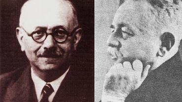 Marc Bloch i Marceli Handelsman