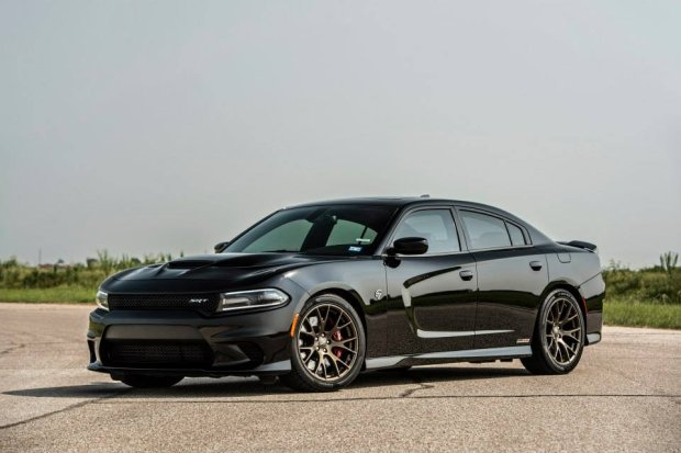 Dodge Charger Hellcat HPE800 | Ponad 800 KM