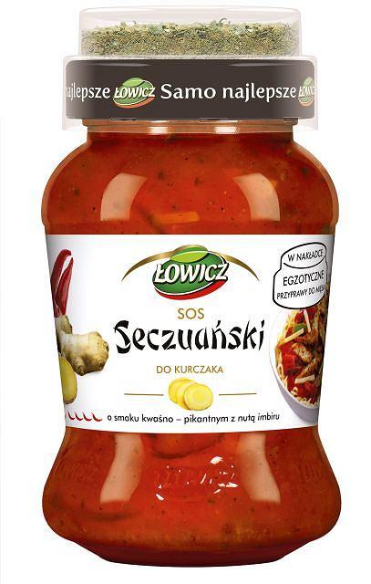 Łowicz - Sos Seczuański