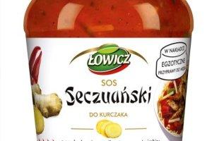 Egzotyczne dania z r�nych zak�tk�w �wiata z sosami �owicz