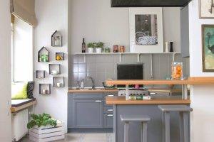 Metamorfoza kuchni za 1100 z�. Efekt zdumiewa!
