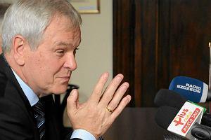 Ambasador Rosji zirytowany w Szczecinie: Wasze jab�ka to najmniejszy problem
