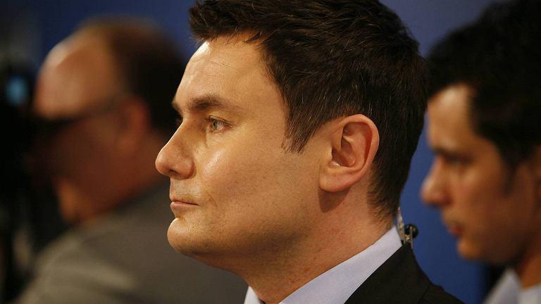 Marek Czyż w 2008 r.