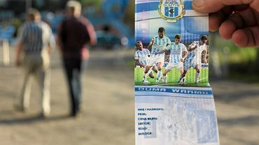 Bilet na mecz Stomilu Olsztyn