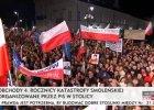 """Wieczorny Marsz pami�ci: """"Smole�sk to sprawa polskiej godno�ci"""". T�um skanduje: """"Antoni! Antoni!"""""""