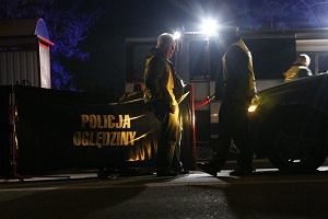 Tragedia pod Łomżą. Dziewczynki szły poboczem. 13-latka zginęła na oczach koleżanki