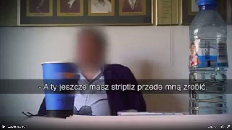 Ryszard A. miał molestować uczennice i studentki w teatrze Akademickim w Warszawie