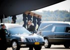 Tak Holendrzy �egnali swoich rodak�w, kt�rzy zgin�li w zestrzelonym na Ukrainie samolocie [WIDEO]