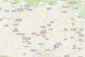 Ukraina: autobus najecha� na min�, zgin�y trzy osoby
