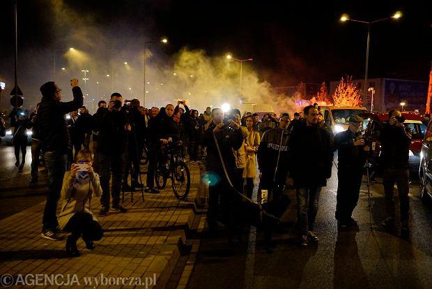 Zdjęcie numer 46 w galerii - Lech Poznań ma już swoją lokomotywę. Parowóz stanął przed stadionem przy Bułgarskiej