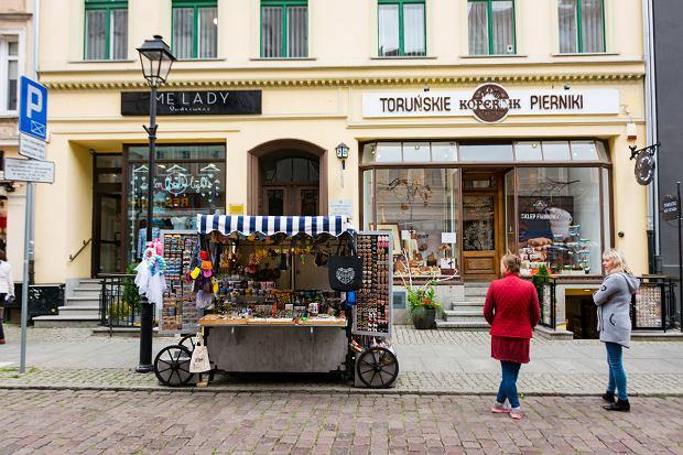 Toruń - miasto turystyczne