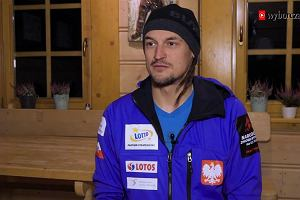 Tylko pracą zespołową możemy wejść na tę górę - Adam Bielecki o próbie zdobycia K2 zimą