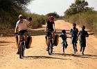 Rowerem do Afryki: Zimbabwe, Kongo, Angola