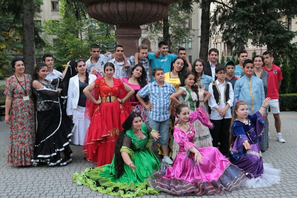 Polscy Romowie z woj. łódzkiego (fot. Centrum Doradztwa i Informacji dla Romów w Polsce)