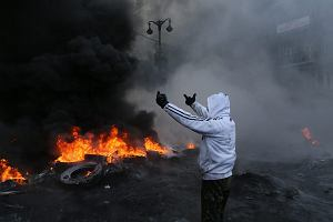 Gro�ne pomruki Moskwy. Rosyjskie media o wydarzeniach na Ukrainie