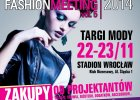 Wroc�aw Fashion Meeting 22-23.11. 2014