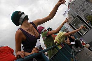 Europa i USA oburzone wyrokiem dla Pussy Riot
