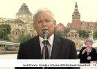 Jaros�aw Kaczy�ski: Potrzebne s� wcze�niejsze, uczciwe wybory. Niech przeprowadzi je rz�d techniczny