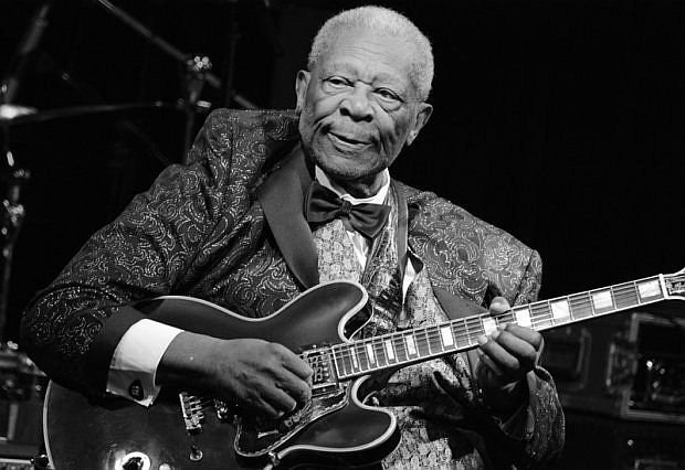 Nie żyje B.B. King król bluesa. Miał 89 lat.