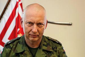 Gen. Różański podał się do dymisji. Pełnił strategiczną funkcję w polskim wojsku