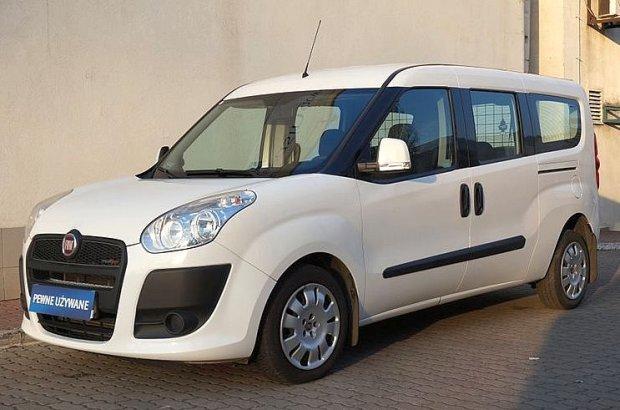 Fiat Doblo rocznik 2010
