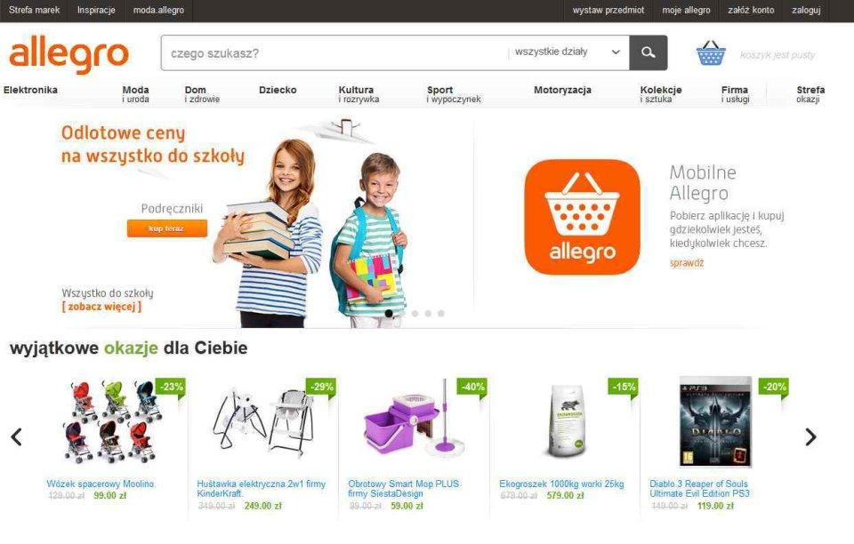 Allegro Zmieni Właściciela Transakcja Byłaby Warta Miliardy