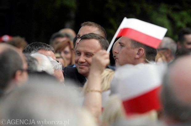 Prezydent w Busku: Tu jest raj, tu jest raj [ZDJĘCIA]
