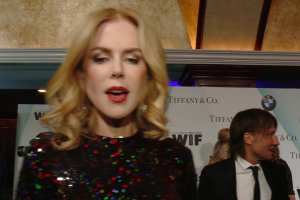 """Nicole Kidman udziela wywiadu. Kolejna """"nowa twarz""""? """"Epicka wpadka makija�owa"""""""