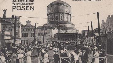 Wystawa Wschodnioniemiecka w Poznaniu. 1911 r.